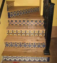 oakd barn wood stair treads