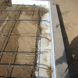 Green Building Slab Floor